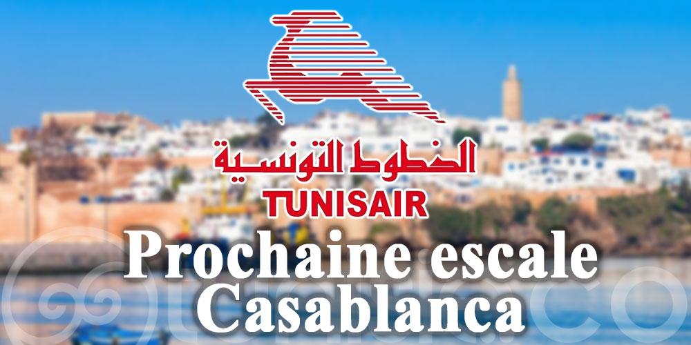 Explorez Le Maroc avec TUNISAIR : Prochaine escale Casablanca