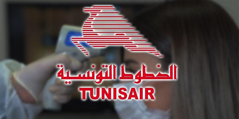 Tunisair: Nouvelles mesures sanitaires concernant le transport des passagers a partir du 22 mai