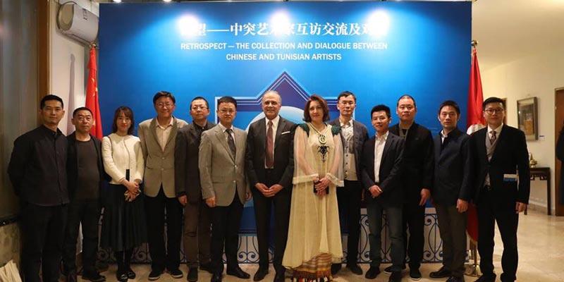 En vidéos : quand l'art devient un pont reliant la Tunisie et la Chine