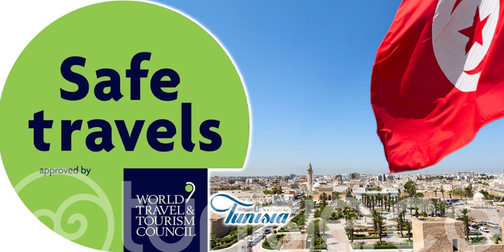 La Tunisie reconnue Safe Destination par le World Travel & Tourism Council