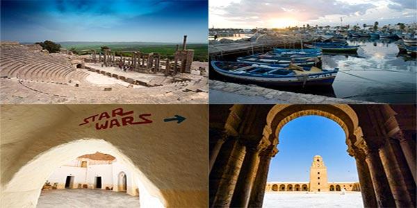 En photos : 16 lieux magnifiques en Tunisie où les touristes britanniques sont absents