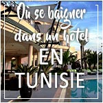 Les bons plans Piscines d'hôtels et Beach bars en Tunisie