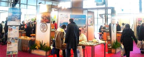 La tunisie au salon international du tourisme de nantes for Salon tourisme nantes