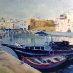 Vernissage de l'exposition 'Nature et paysages de Tunisie' de Jean Audis le 28 mai