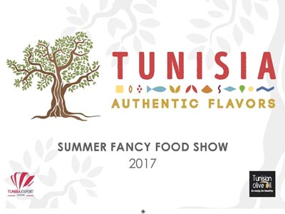 L'agroalimentaire tunisien brille de mille feux au Summer Fancy Food Show à New York