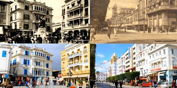 En photos : Tunis entre deux siècles