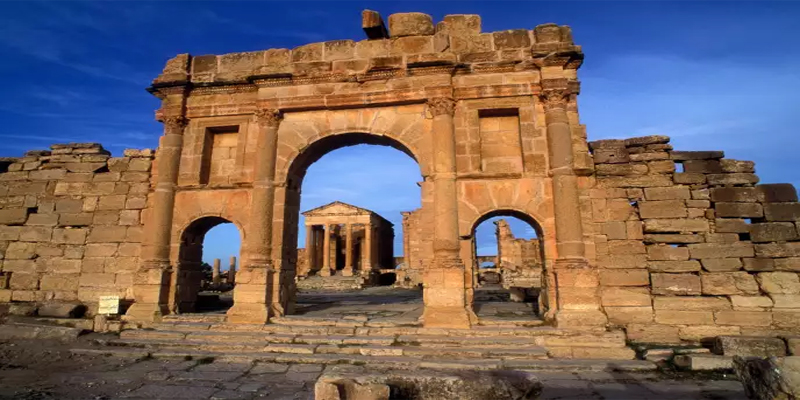 En Tunisie, tous les chemins mènent à Rome - 5 sites méconnus