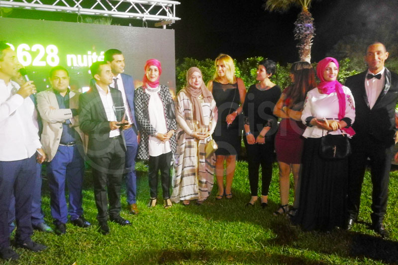 Soirée Tunisie Booking 2017