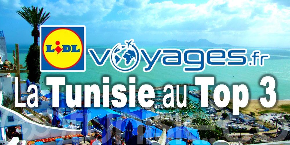 Lidl Voyages : La Tunisie au Top 3 pour les vacances de la Toussaint