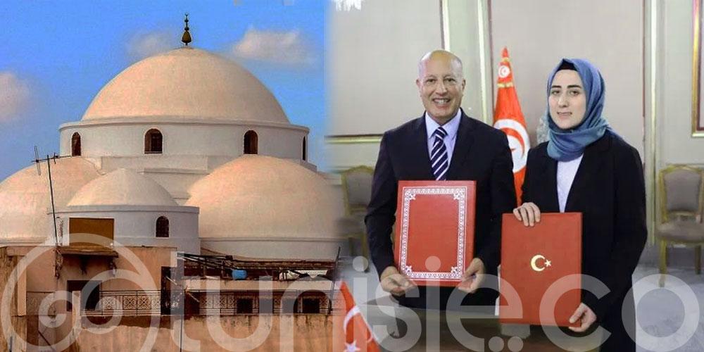 Vers la restauration de la Mosquée Sidi Mahrez