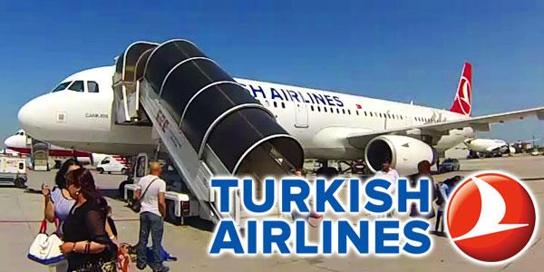 En vidéo : Expérience de vol Turkish Airlines de Tunis vers Antalya