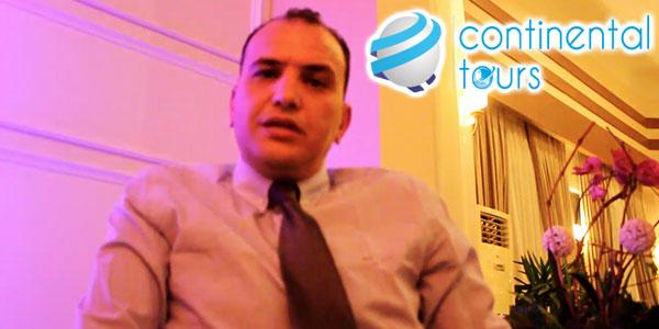 Sahbi Khayati, Manager de Continental Tours : Chypre serait une belle destination à découvrir pour les Tunisiens