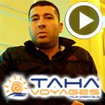 Fakhri Lamine, Responsable Outgoing Taha Voyages : Chypre, une belle destination pour les voyages de noces
