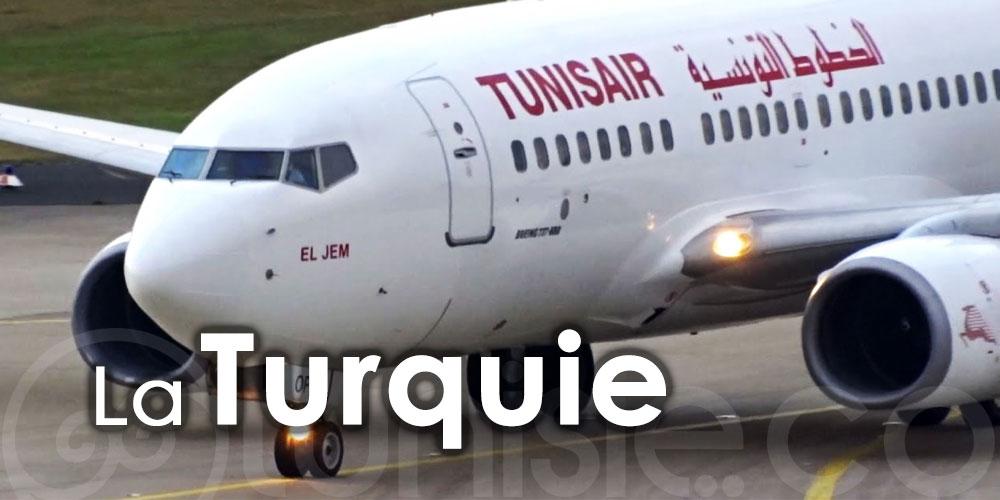 Nouvelles conditions d'entrée en Turquie