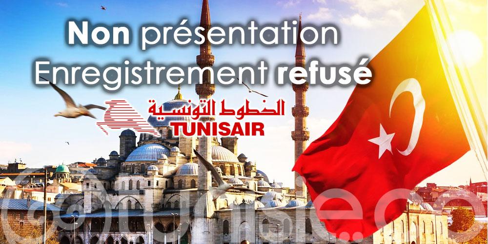 Un test PCR négatif obligatoire pour les vols vers la Turquie