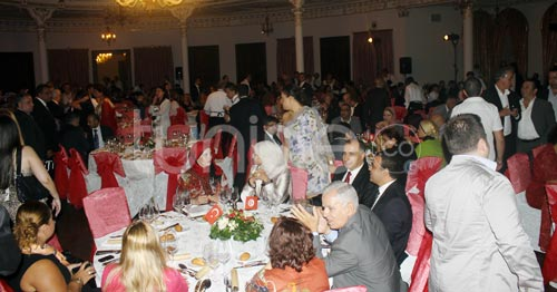 En vidéo : soirée des agences de voyages FTAV / TURSAB à Istanbul