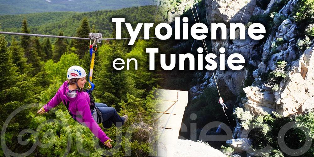 Où faire de la tyrolienne en Tunisie ?
