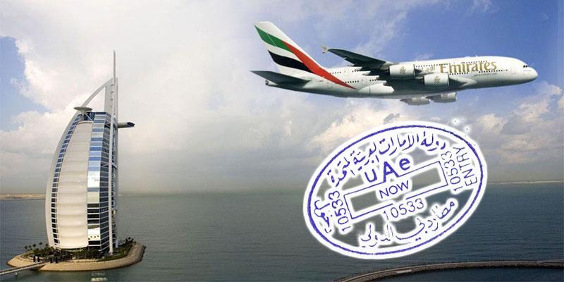 Emirates prolonge son offre visa gratuit  et tarif spécial vers Dubaï