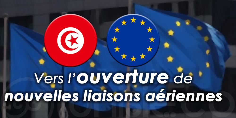 Aviation internationale:  L'Europe ouvre son ciel à la Tunisie