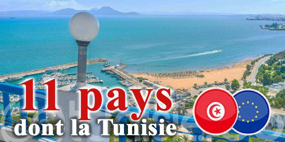 La Tunisie garde sa place dans la liste des « pays sûrs » de l'UE