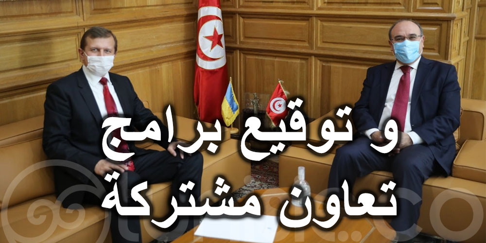 نحو مزيد تدعيم الوجهة التونسية بالسوق الأوكرانية