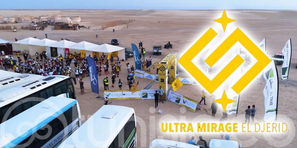 Retour en vidéo sur l'événement touristico-sportif 'Ultra Mirage El Djerid'