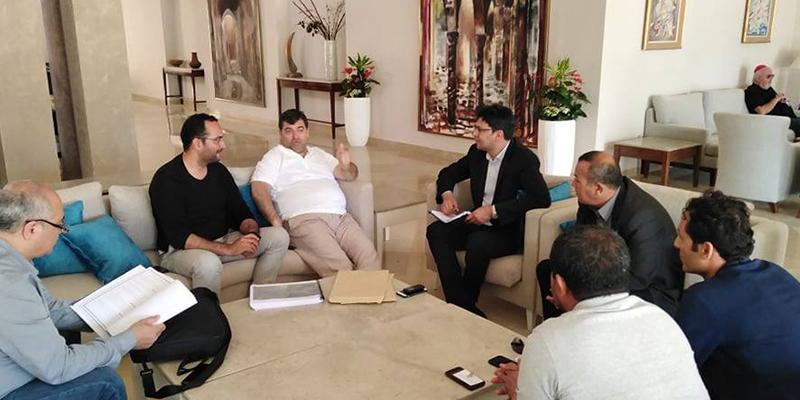 روني الطرابلسي يدعم الدورة 42 لمهرجان جربة أوليس الدولي