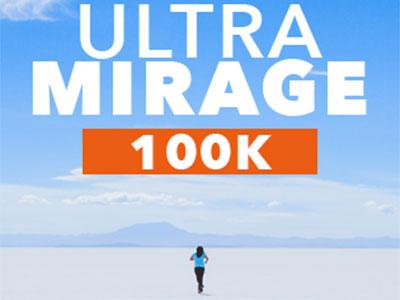 En vidéo : L'Ultra Mirage, un marathon de 100 km au Chott El Djerid