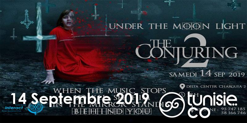 Under the moon light  le 14 Septembre 2019