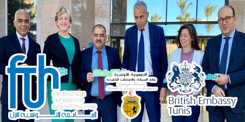 Signature de la charte du tourisme durable