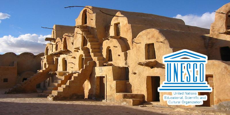 L' Habitat Troglodytique et les Ksour du sud tunisien sur la liste indicative de l'UNESCO
