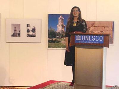 En photos : L'UNESCO célèbre l'anniversaire Dougga à son siège à Paris