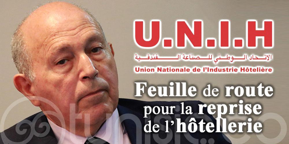 UNIH: Feuille de route pour la reprise de l'hôtellerie