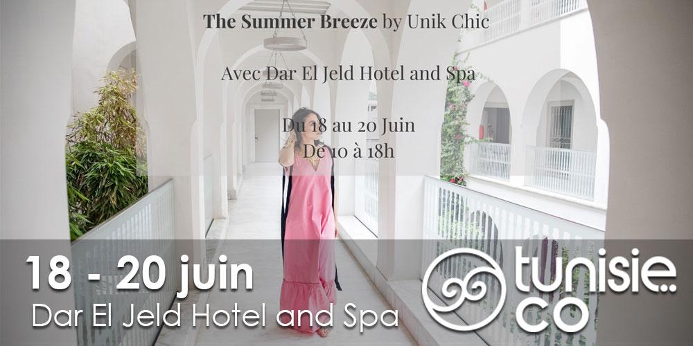 The Summer Breeze by Unik Chic du 18 au 20 juin