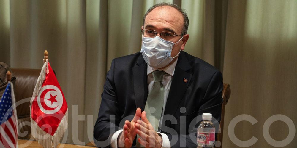 انفتاح السائح الأمريكي على الوجهة التونسية ضمن جدول أعمال وزير السياحة
