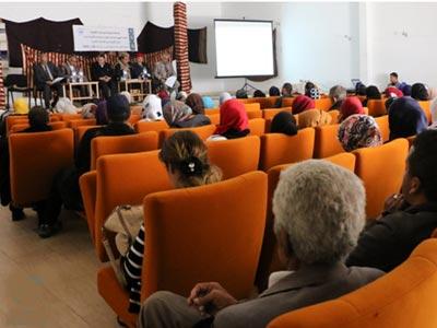 Tenue d'une conférence régionale sur l'artisanat à Médenine