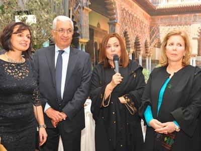 Achetez tunisien « Promenade dans un jardin andalou »