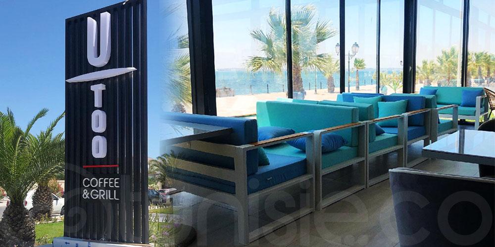 Il vient d'ouvrir : Découvrez le nouveau Café Restaurant U-TOO