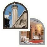 Carte de la Médina de Tunis