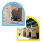 Carte de la ville de Sfax