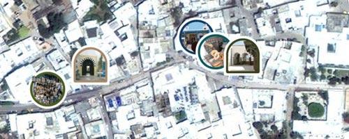 Carte de Sidi Bousaid