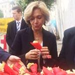 Valérie Pécresse, présidente de la région Ile-de-France, à la découverte de la Médina de Tunis
