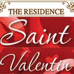 Saint Valentin: Dîner à l'hôtel The Residence Tunis