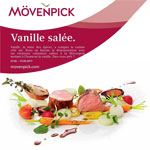 En vidéo : Une pincée de vanille salée aux Mövenpick Gammarth et Sousse