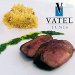 Le restaurant d'application VATEL-Tunis dévoile sa nouvelle carte