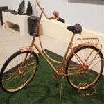 En photos : vernissage de l'exposition hollandaise Dutch Bike à l'Acropolium de Carthage