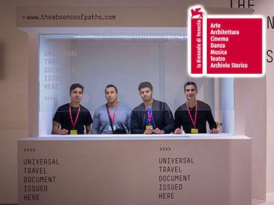 En photos : Les préparatifs sur le stand Tunisie à la biennale de Venise