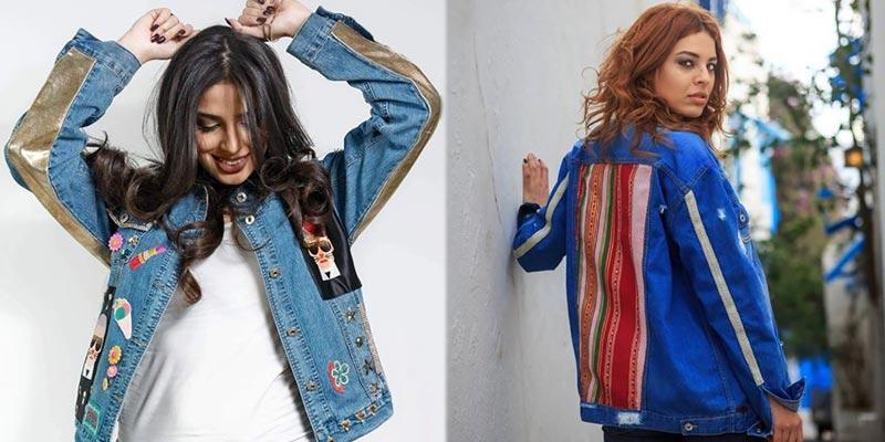 En photos : Ces vestes en jean brodées que vous adorerez porter ce printemps
