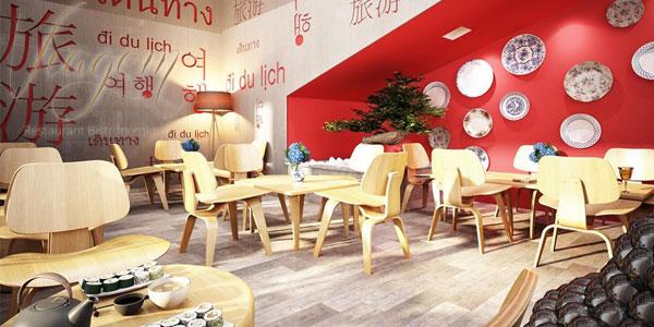 Ouverture prochaine du restaurant bistronomique Viagem aux Jardins de Carthage