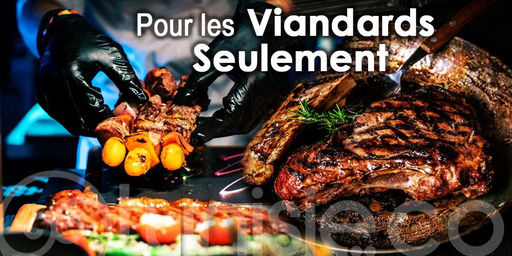 Top Steak house de Tunis pour les viandards seulement !